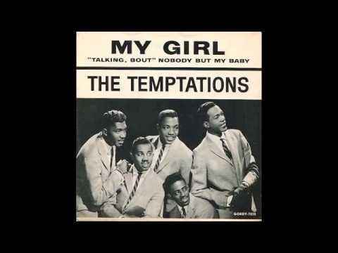 The Temptations   My Girl Hq video