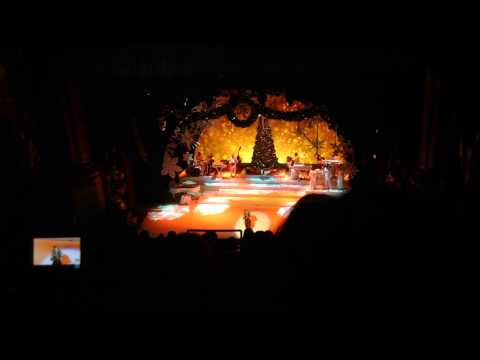 Mariah Carey Hero Christmas Concert New York 2014 video