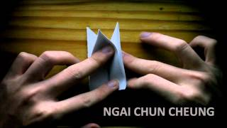 Origami Fox (tutorial)
