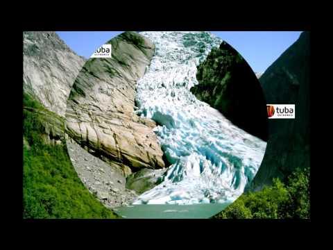 Briksdalbreen - lodowiec w Norwegii