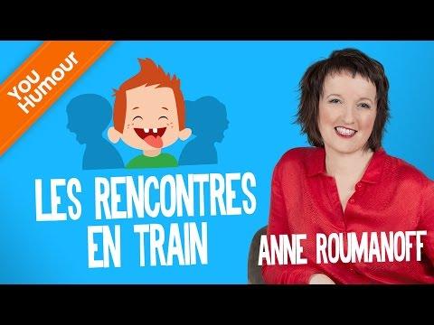 Belle rencontre dans le train