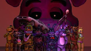 ANISON FNAF SFM Animation teaser trailer.