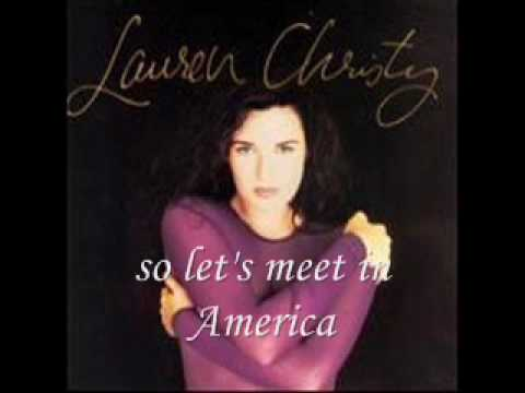 Lauren Christy - Meet Me In America
