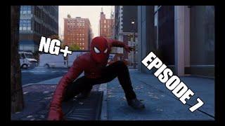 SPIDER-MAN PS4 NG+ Walk-through EP7