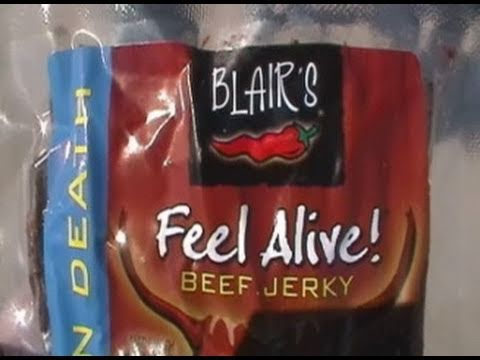 Don't Do That Chris - Blair's Sudden Death Beef Jerky