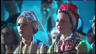 Chechen dance. Vainakh