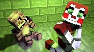 Minecraft Five Nights At Freddy's Switch - EVIL BABY! | S3 Night 3 | Roleplay