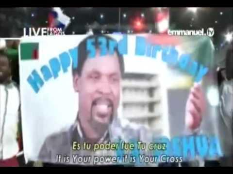 SCOAN 12/06/16: Celebrations With Emmanuel TV Singers