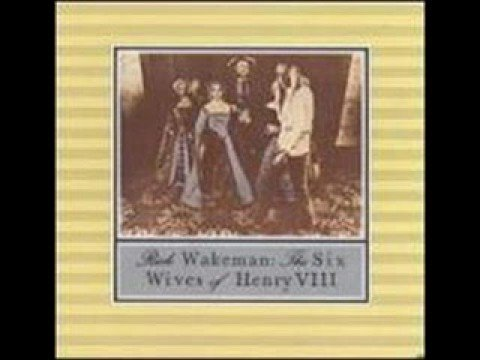 RICK WAKEMAN - Anne Boleyn