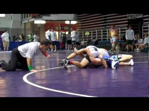 117 Collin Welcher Michigan Chubb Chubb vs Nick Robertson Wayne County Elite