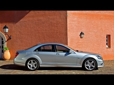 Mercedes-Benz S-Class, обзор часть 2