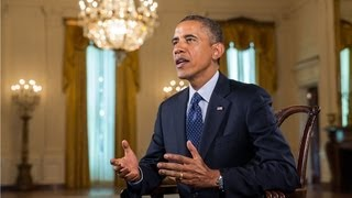 Weekly Address: Commemorating Labor Day  8/31/13
