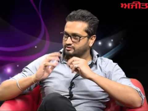 Spl. Interview Punjabi Singer Roshan Prince on Ajit Web Tv.