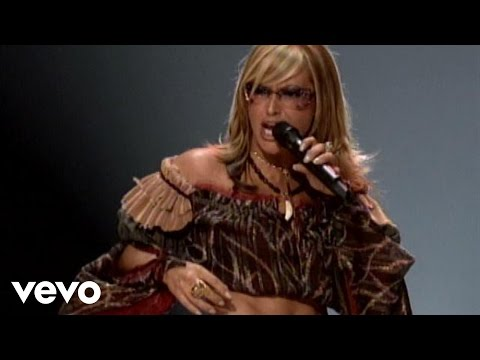 Anastacia - You Shook Me All Night Long