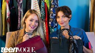 Supermodel Lily Aldridge's Fashion Week Survival Guide w/ Fleur De Force