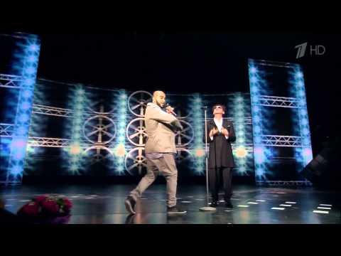 Григорий Лепс и Тимати - Лондон (Золотой граммофон 2013) Full HD 1080p