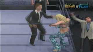 HVF White Text - Put Your Daughter to Work Match - Torrie Wilson vs. Tits McGee