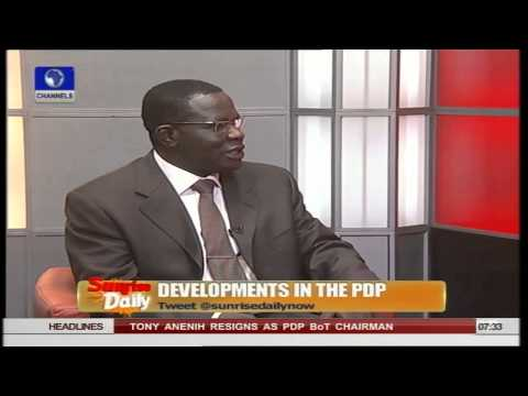 PDP Is The Best Political System The World Has Ever Produced – Isuwa Dogo (1) 21/05/15