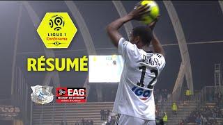 Amiens SC - EA Guingamp (3-1)  - Résumé - (ASC - EAG) / 2017-18