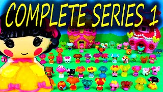 Lalaloopsy Tinies Complete Series 1 Collection Unboxing