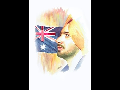 Nikki Jehi Kudi Satinder Sartaaj Canberra Live