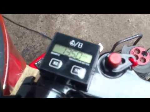 тахометр на лодочный мотор настройка