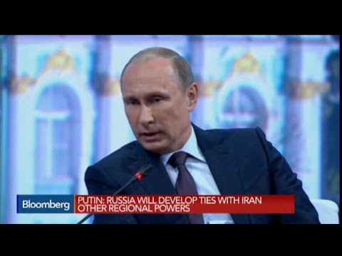 Putin: Concerned Syria Becomes Like Libya, Iraq