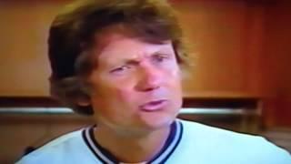 """""""Seattle Mariners"""" Funny Tom Paciorek """"Rain Coat"""" Commercial!"""