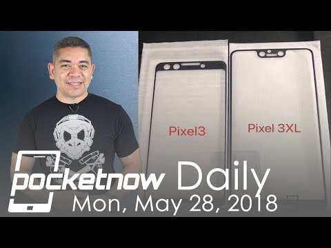 Google Pixel 3 with a notch, iPhone X camera issues & more - Pocketnow Daily