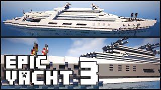 Minecraft - Epic Yacht 3