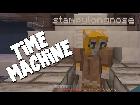 Minecraft Xbox Day Of Reckoning Time Machine 3