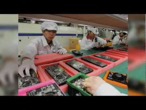 Report: Illegal Overtime on Apple Assembly Line