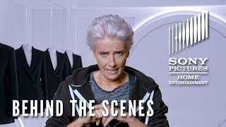 Men in Black: International -  Behind the Scenes Clip - Emma Thompson As Agent O