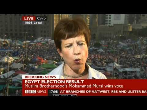 BREAKING NEWS: EGYPT ELECTION RESULT MOHAMMED MORSI WINS. FULL REPORT