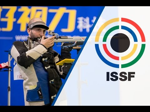 Finals 50m Rifle 3 Postions Men - ISSF World Cup in all events 2014, Beijing (CHN)