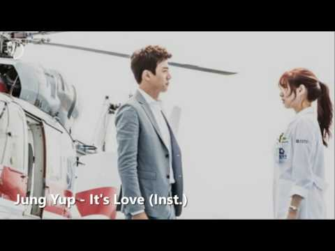 Jung Yup - It's Love (Instrumental)