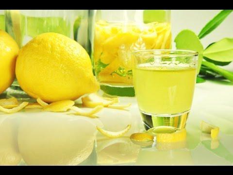 Лимончелло в домашних условиях - Готовим итальянский лимонный ликер своими руками / Limoncello