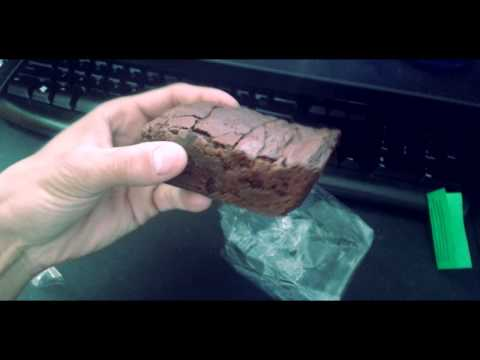 4x Weed Brownie 63 percent THC: REVIEW Chronic Releaf Medible