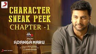 Adanga Maru - Character Sneek Peek
