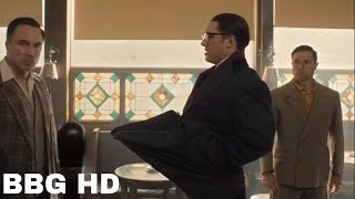 LEGEND - The Krays Bar Fight Scene (2015) HD