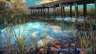 Pokemon Red/Blue/Yellow - Road to Cerulean Cape: Route 24 (Orchestrated)