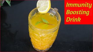 Immunity boosting  drink /How to Improve Immunity Naturally/ Healthy Indian Drink