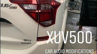 XUV 500 High End Audio Setup