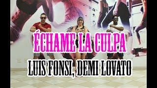 Download Lagu Échame La Culpa - Luis Fonsi, Demi Lovato | Filipinho Stemler (Coreografia/Choreography) Gratis STAFABAND