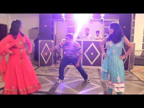 Wedding song dance on aaj hai sagai