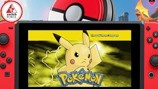 Pokemon Switch = Pokemon Yellow + Pokemon Go?! Terrible/Epic?? (Discussion - Rumor)