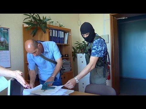 Ukraine: Gefechte und Chaos im Osten