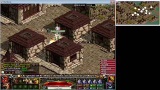redstone - making gold (multi gsd farming), gsd b6 w 7 rt+ chars #1 (16 CS daily)