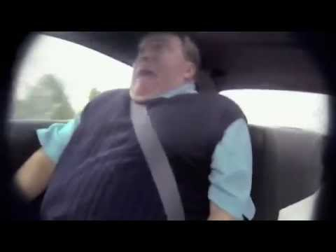 Extreme Pepsi MAX Commercial Prank with NASCAR Jeff Gordon so damn funny test drive :D