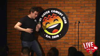Sam Gore   LIVE at Hot Water Comedy Club